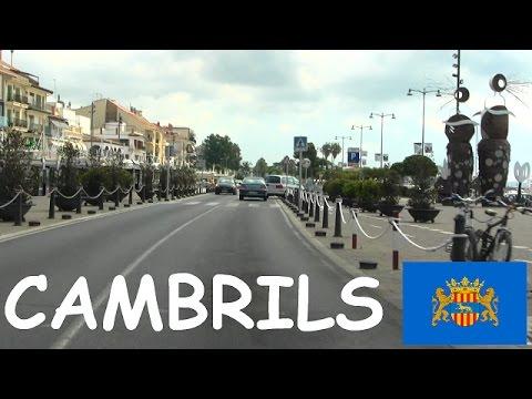 Cambrils , Por las Calles de Cambrils , Tarragona , Catalunya / Streets of Cambrils , Spain