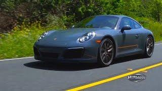 2017 Porsche 911 Carrera & 911 Carrera S - 991.2 – FIRST DRIVE REVIEW (2 of 3)