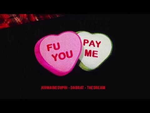 Jermaine Dupri & Da Brat - F U Pay Me (feat. The Dream) (Audio)