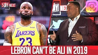 LeBron can't be a Social Justice Warrior & Rams made mistake with Ramsey trade - Whitlock | SFY NEXT