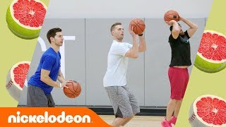 World Records w/ the Dudes 🏀 | Dude Perfect | #KnowYourNick