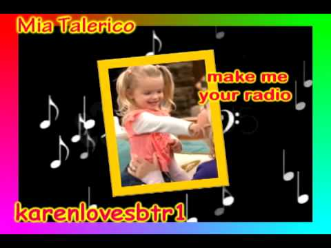 Mia Talerico - My Heart Is A Stereo video