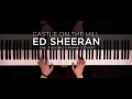 Ed Sheeran - Castle On The Hill   The Theorist Piano Cover