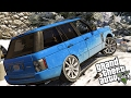 GTA 5 Mods : Range Rover Supercharged