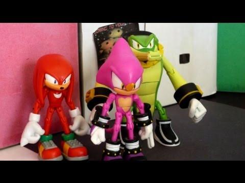 Sonic Stop Motion Adventures: Episode 16: Case Closed