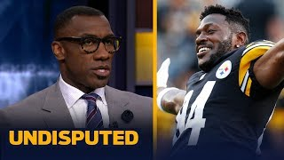"Shannon Sharpe: ""AB is frustrated"" 