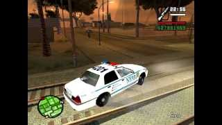 Gta Sa Sapd Fr v2.5 Gameplay