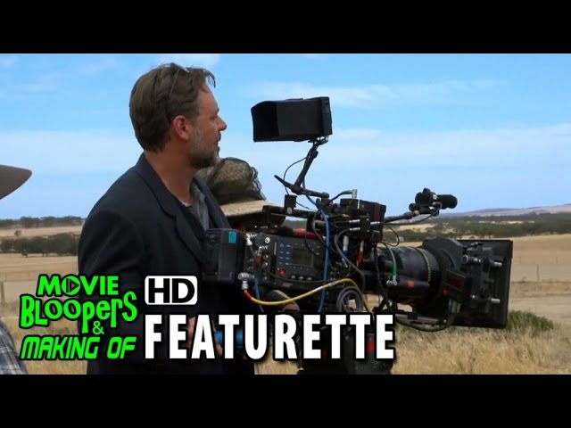 The Water Diviner (2014) Featurette - Director