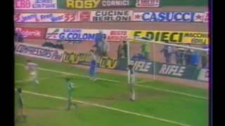 Juventus - Panathinaikos 3-2 (04.11.1987) Ritorno, Sedicesimi Coppa Uefa.