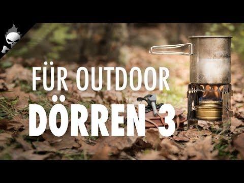 Teil 3/3: Trekkingnahrung selber dörren – gesunde Ernährung für Outdoor, Trekking und Wandern