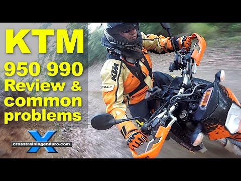 KTM 950 & 990 TEST REVIEW & COMMON ISSUES