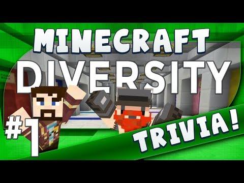 Minecraft Diversity #1 Slabs (trivia) video