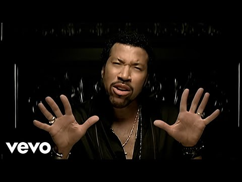 Lionel Richie - I Call It Love Music Videos
