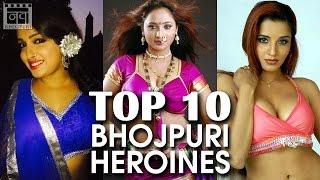 Top 10 Bhojpuri Actress 2016 | Amrapali Dubey, Rani Chatterjee, Monalisa | NAV Bhojpuri