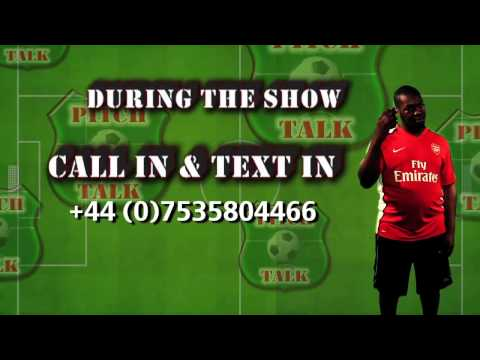 Pitch Talk ROTW 28-01-2013 - Match Fixing v Racism, whats the bigger problem in football?