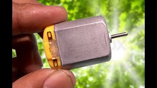 2 Useful  Life Hacks From DC Motor |Homemade