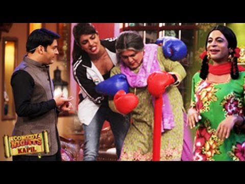 Priyanka Chopra on Comedy Nights with Kapil 16th August 2014 FULL EPISODE HD | Mary Kom