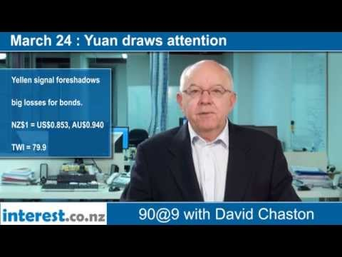 90 seconds @ 9am:Yuan draws attention