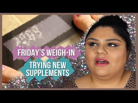 Weigh-In #2 | Trying New Supplements | Weight Loss Journey | CindysVida