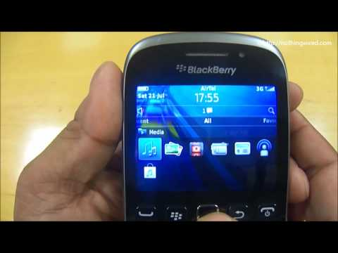 Blackberry Curve 9320 review: hardware. interface. apps and verdict