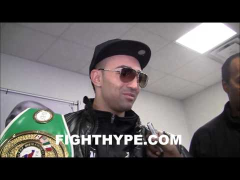 PAULIE MALIGNAGGI BREAKS DOWN ADRIEN BRONER VS MARCOS MAIDANA ITS CLOSE