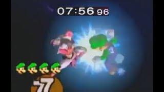 Top 100 Fastest Stocks #7 - Super Smash Bros
