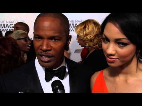 Jaime Foxx Talks Django Unchained,Being A Dad,Image & Haters On Social Media