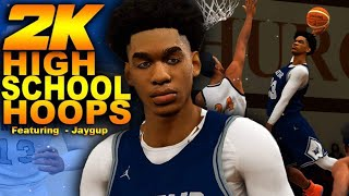 The 2021 High School Basketball Video Game We All WANT TO PLAY...