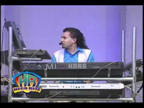 Hugo Ruiz el bebe de los teclados *Doña mondongo