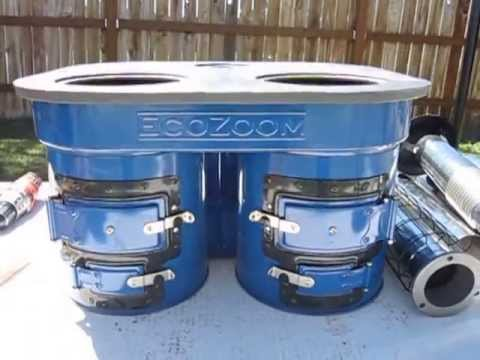 EcoZoom Plancha Stove Review Homestead Survival