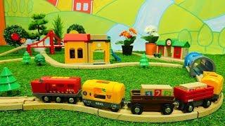 Spielzeug aus Holz - Brio Toys - 5 Episoden am Stück