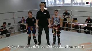 Kakta Rimantas (LT)  vs  Meškauskas Tomas (LT)