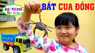 BABY PLAY HUYỀN GETTING INTO THE CAR TOYS FOR CRAB by entertainment for baby