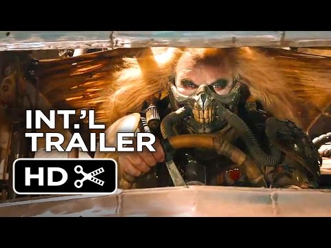 Mad Max: Fury Road Official International Trailer #1 (2014) - Charlize Theron, Tom Hardy Movie HD