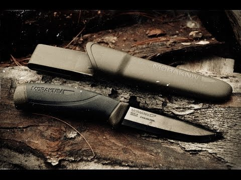 Mora Knife Sharpening And Maintenance - Ben Orford Tutorial