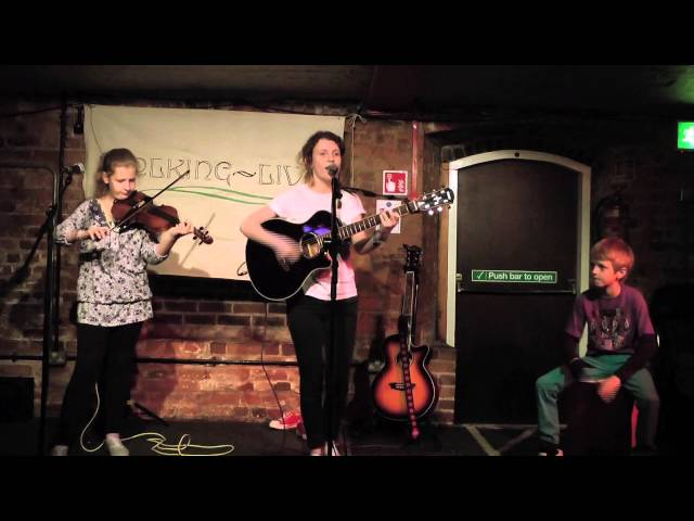 Aimée - The Mask - Folking Live [Artree Music]