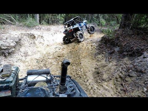 Sabine ATV Park | Exploring Some New Trails