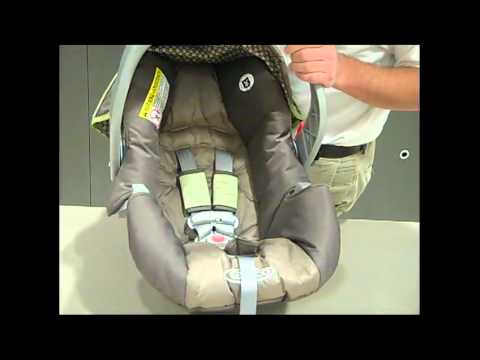 How To Remove Cosco Car Seat Cover