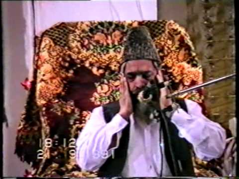 Syed Mazhar Hussain Shah Qadri (late) - Naat collection pt.1