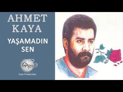 Müzik - Ahmet Kaya - Suskun [HQ]