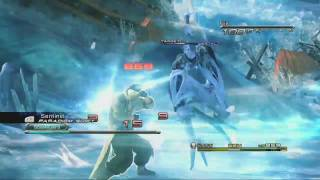 Final Fantasy XIII_ Shiva Sisters Fight