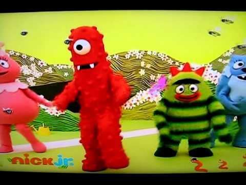 Yo Gabba Gabba:  I Love Bugs video