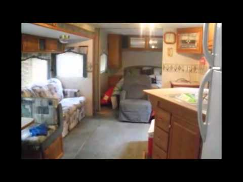 2002 Fleetwood Terry Travel Trailer In Goldeston Nc Youtube