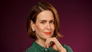 'American Horror Story's' Sarah Paulson on snake Frenching, 'Freak Show'