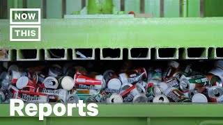 What Happens to Your Recycling After It's Collected? | NowThis