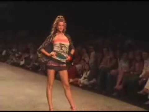Fashion Rio 2005 Colcci - Gisele Bndchen
