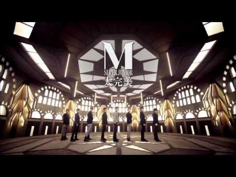 [Audio] 02. 命運線 (Destiny) - Super Junior M Perfection mini album