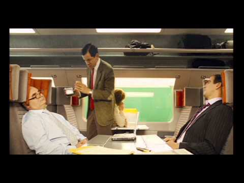 Mr. Bean's Holiday Deleted Scene #1 Bean Spills Coffee On Laptop video