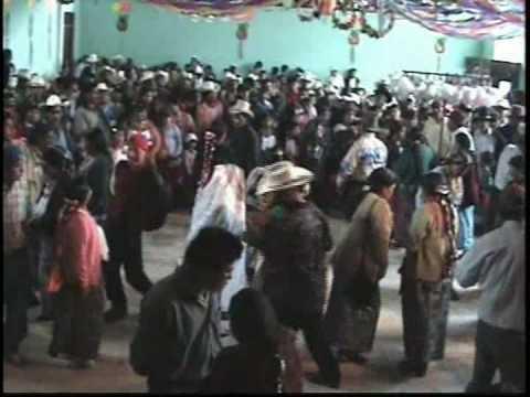 Fiesta titular de San Juan Ixcoy.24 de junio 2007
