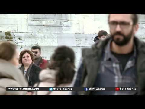 Security measure debate leads to fist fight in Turkish parliament